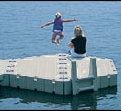 EZ Dock Swim Platform
